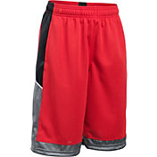Under Armour Boys' Baseline Basketball Shorts