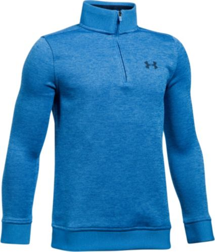 Under Armour Boys' Uniform 1/4-Zip Sweater