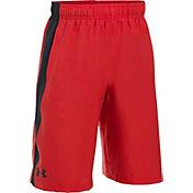 Under Armour Boys' Impulse Woven Shorts