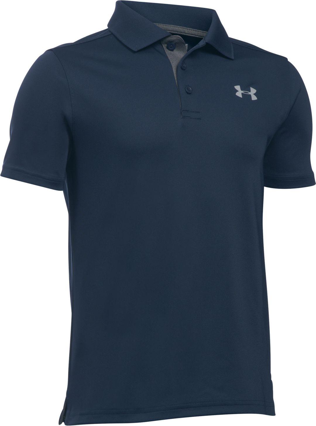 latest style cheaper sale best service Under Armour Boys' Performance Golf Polo