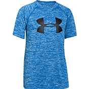 Under Armour Boys' Big Logo Graphic Printed T-Shirt