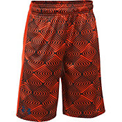 Under Armour Boys' Stunt Printed Shorts