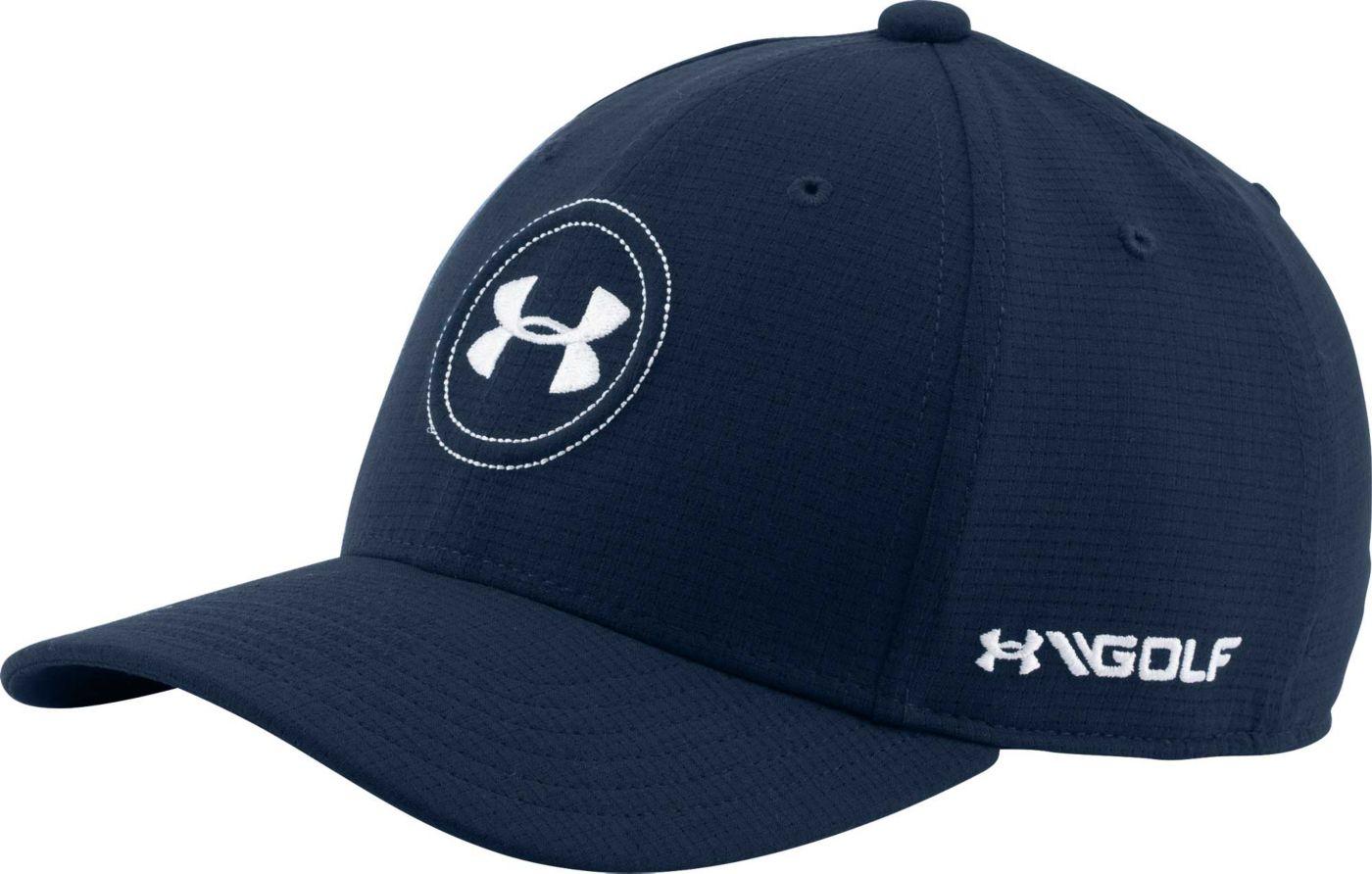 Under Armour Boys' Official Tour Hat 2.0