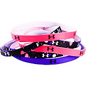 Under Armour Girls' Graphic Headbands – 6 Pack