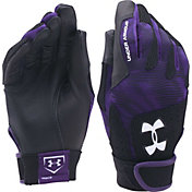 Under Armour Girls' Radar Fastpitch Batting Gloves