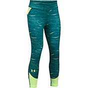 Under Armour Girls' Novelty Studio Capris