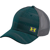 Under Armour Men's Blitzing Trucker Hat