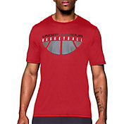 Under Armour Men's Baseline Graphic Basketball T-Shirt