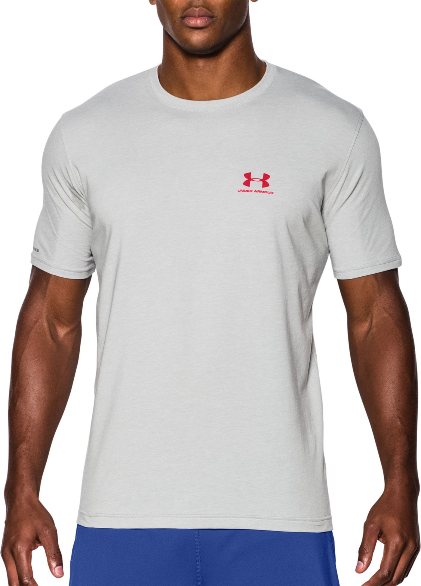 Under Armour Men's Charged Cotton Sportstyle T-Shirt