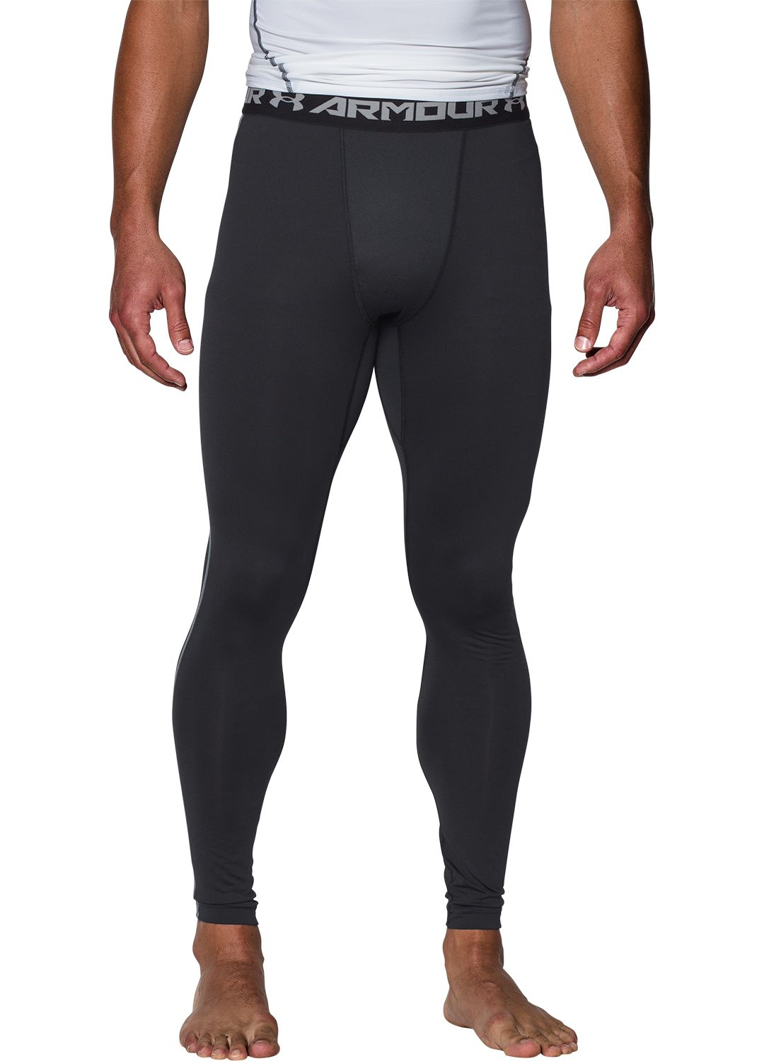 a3af0c894a Under Armour Men's ColdGear Armour Compression Leggings | DICK'S ...