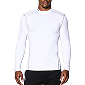 Under Armour Men's ColdGear Armour Compression Mock Neck Long Sleeve Shirt (Regular and Big & Tall)