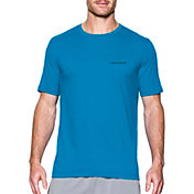 Under Armour Men's Charged Cotton MicroThread T-Shirt