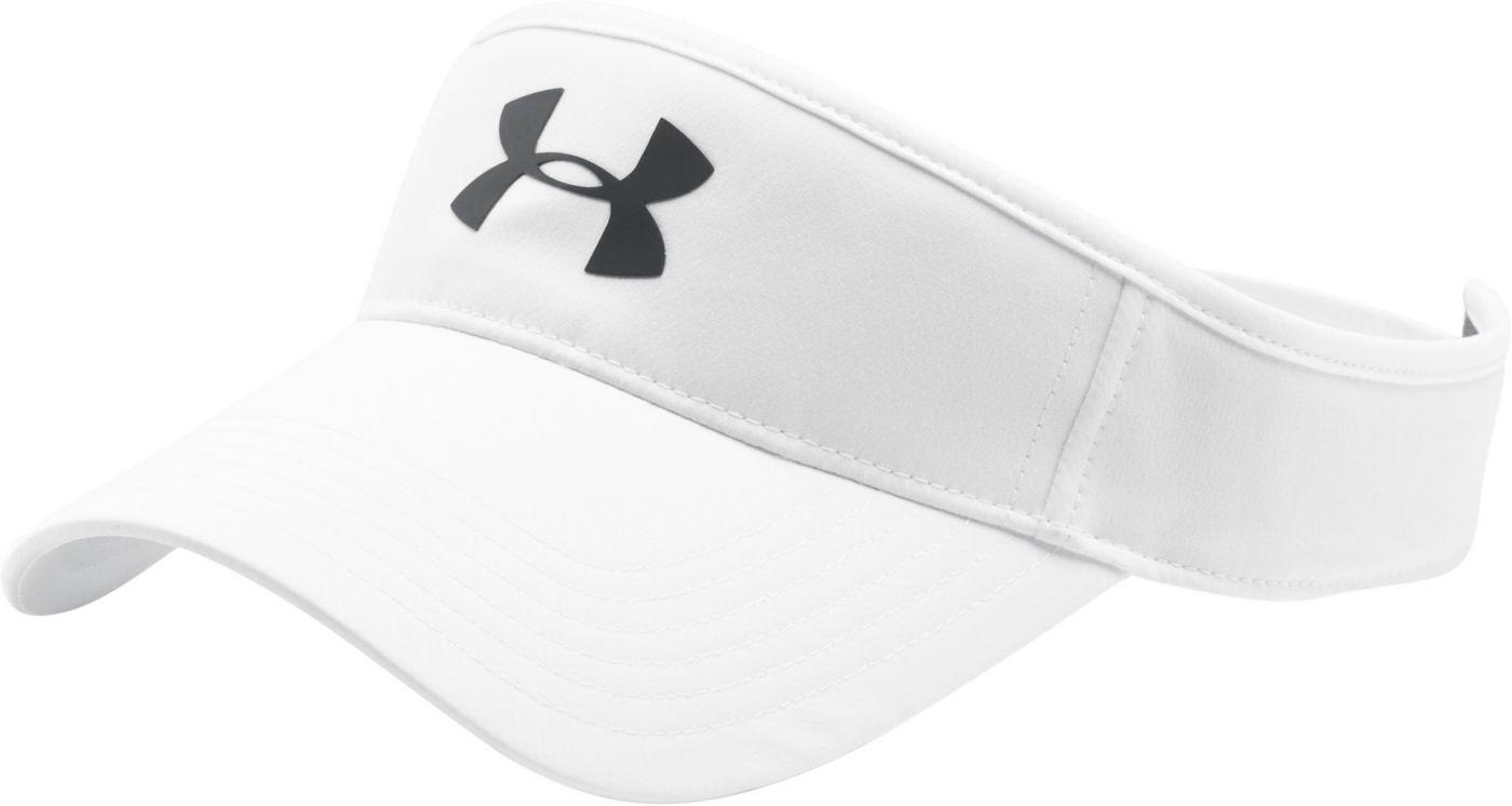 Under Armour Men's Core Golf Visor