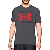 Under Armour Men's Floor Plan Basketball Graphic T-Shirt