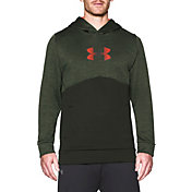 Product Image · Under Armour Men's Storm Armour Fleece Logo Twist Hoodie