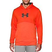 Under Armour Men's Storm Armour Fleece Logo Twist Hoodie