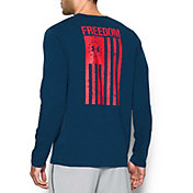 Under Armour Men's WWP Freedom Flag Long Sleeve Shirt