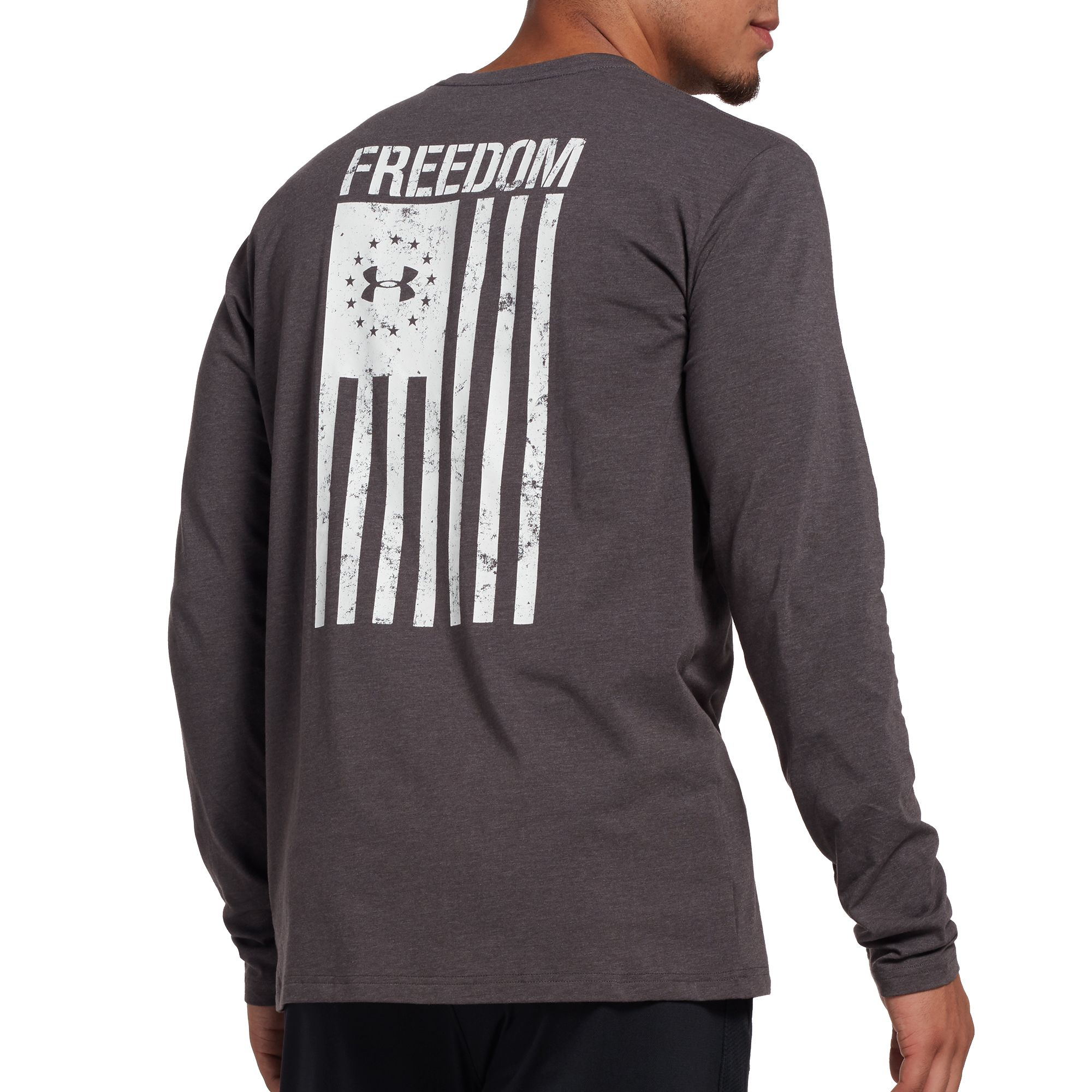c5609c4c Under Armour Men's WWP Freedom Flag Long Sleeve Shirt   DICK'S ...