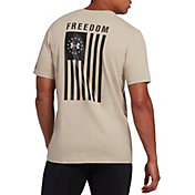 Under Armour Men's Freedom Flag T-Shirt (Regular and Big & Tall)