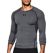 Under Armour Men's HeatGear Armour Long Sleeve Shirt (Regular and Big & Tall)