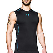 Under Armour Men's HeatGear Armour Sleeveless Shirt (Regular and Big & Tall)
