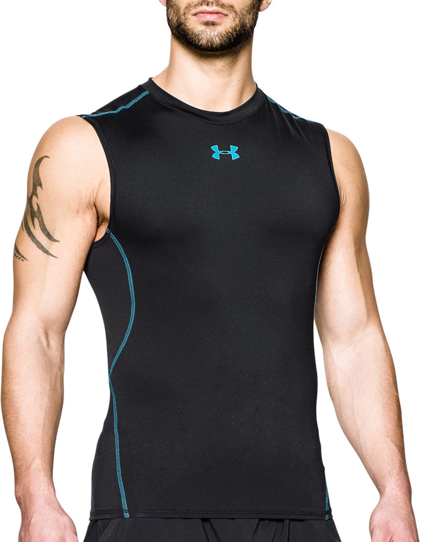 Under Armour Men's HeatGear Armour Sleeveless Shirt