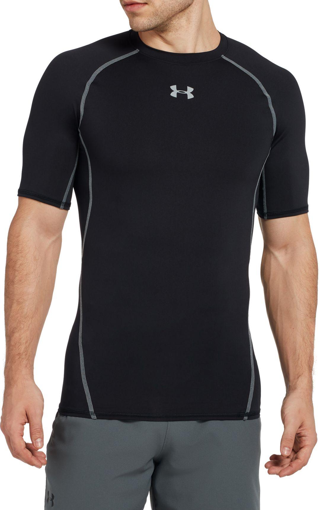 2ba2917d Under Armour Men's HeatGear Armour T-Shirt   DICK'S Sporting Goods