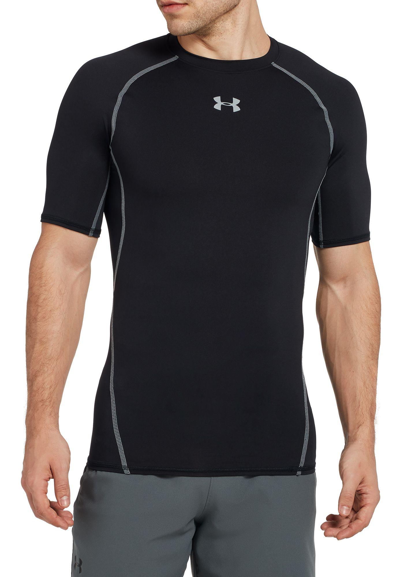 Under Armour Men's HeatGear Armour T-Shirt (Regular and Big & Tall)