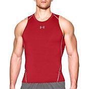 Under Armour Men's HeatGear Armour Compression Sleeveless Shirt