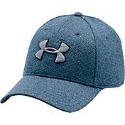 Under Armour Men's Heathered Blitzing Running Hat