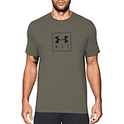 Under Armour Men's Ali Block Logo T-Shirt