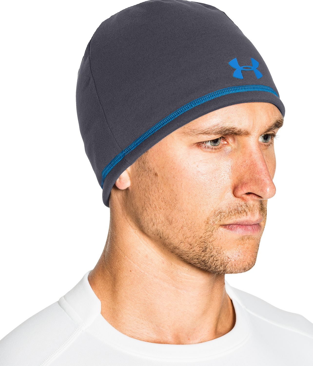 437d5ed0c93 ... cheap under armour mens coldgear infrared elements storm 2.0 beanie  dacac 02d47