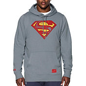 Under Armour Men's Alter Ego Superman Vintage Hoodie