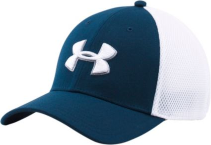Under Armour Men s Mesh Stretch 2.0 Golf Hat. noImageFound 1b2931c7591