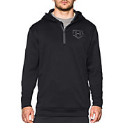 Under Armour Men's Strong Quarter Zip Hoodie