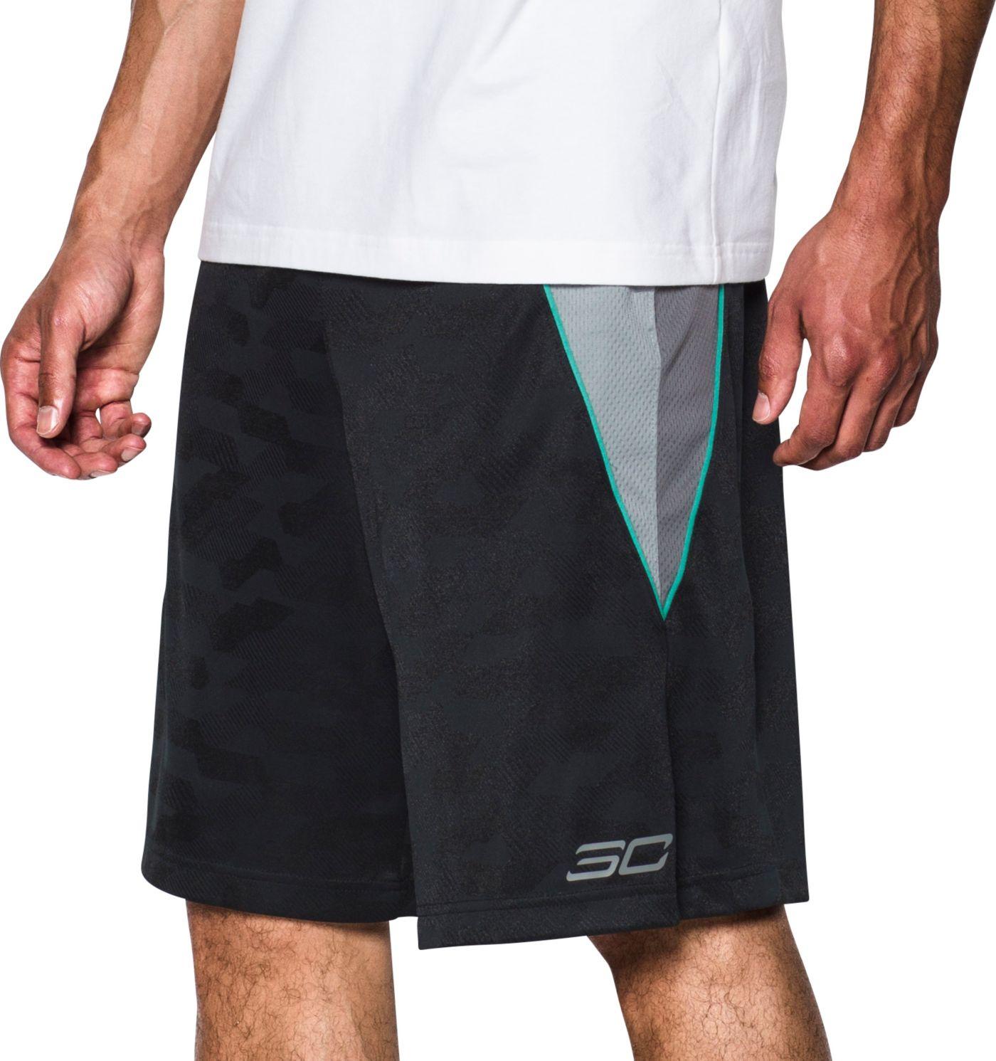 Under Armour Men's SC30 Spearhead 11'' Basketball Shorts