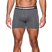 "Under Armour Men's Iso-Chill Mesh 6"" Boxerjock Boxer Briefs"