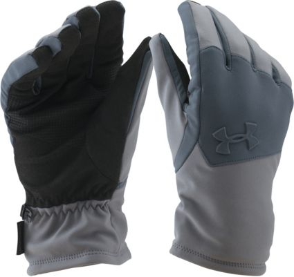 51b5a14eed865 Under Armour Men's Softshell Gloves | DICK'S Sporting Goods