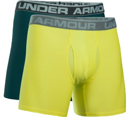 1ec28ffe22 Under Armour Men's O Series 6'' Boxerjock Boxer Briefs 2 Pack