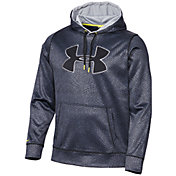 Under Armour Men's Storm Armour Fleece Big Logo Apex Print Hoodie
