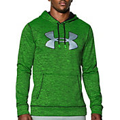 Under Armour Men's Storm Armour Fleece Big Logo Twist Hoodie
