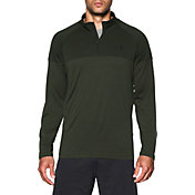 Under Armour Men's UA Tech Printed Quarter Zip Long Sleeve Shirt