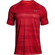 Under Armour Men's Tech Printed Short Sleeve Shirt