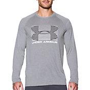 Under Armour Men's Tech Rise Up Long Sleeve Shirt