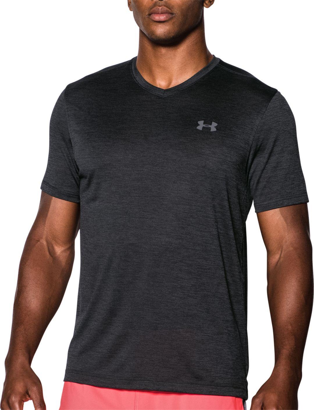 d773f75a Under Armour Men's Tech V-Neck T-Shirt | DICK'S Sporting Goods
