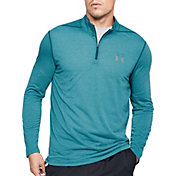 Product Image · Under Armour Menu0027s Threadborne Siro Quarter-Zip Long Sleeve  Shirt