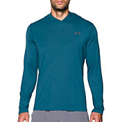 Under Armour Men's Threadborne Siro Hooded Long Sleeve Shirt