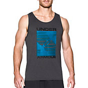 Under Armour Men's Turned Up Graphic Sleeveless Shirt