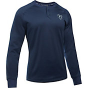 Under Armour Men's Warm Up Long Sleeve Henley Shirt