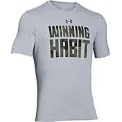 Under Armour Men's Winning Habit Graphic T-Shirt